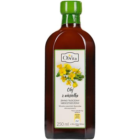 Evening primrose seeds oil OlVita 250ml (1)