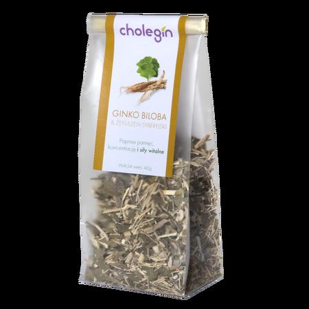 021 Cholegin – Ginkgo Biloba and Siberian Ginseng (1)